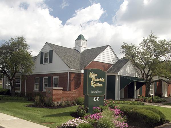 Edward V Sullivan Funeral Home Burlington Ma